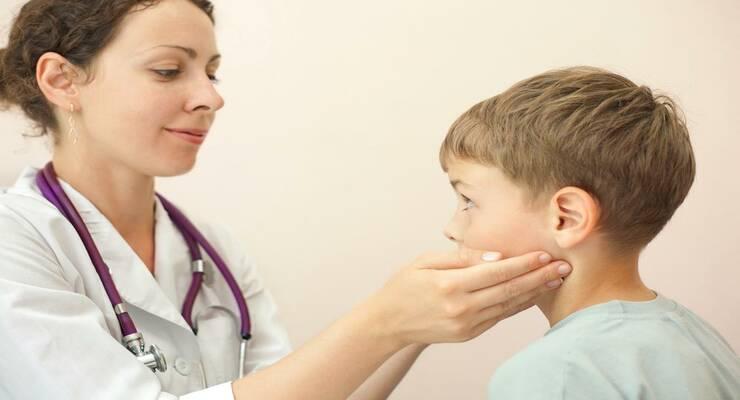 Фото к статье: Сложный узел: почему у ребенка увеличиваются лимфоузлы