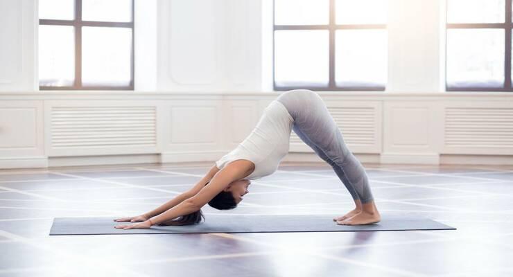 Фото к статье: Асаны йоги: комплекс, который поможет защитить организм от простуды