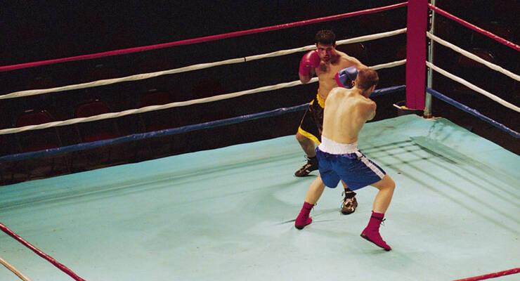 Фото к статье: Бокс