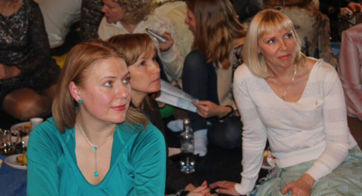 Фото к статье: Вторая встреча клуба «ЖИВИ!»