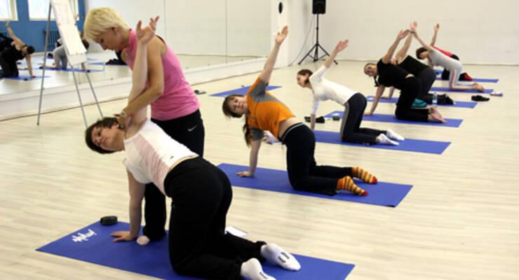 Фото к статье: Курс йогатерапии в Москве: итоги и планы на будущее
