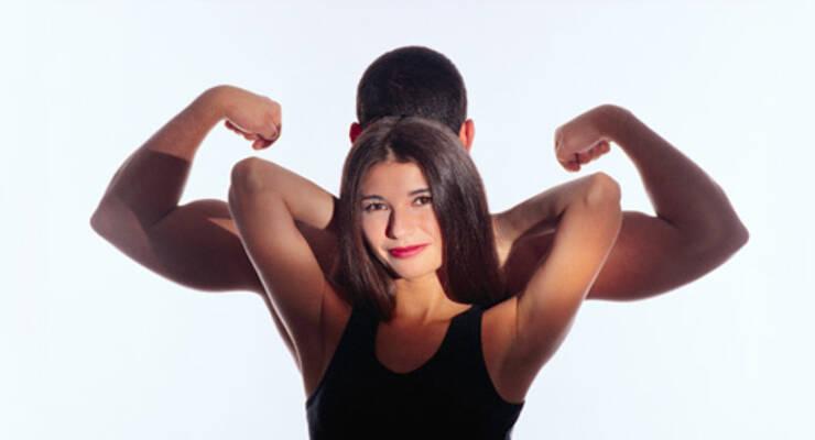 Фото к статье: Алексей Василенко: «Не бойтесь накачать мышцы»