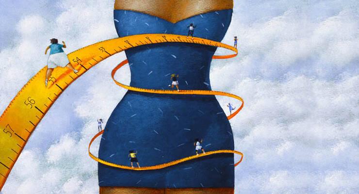 Фото к статье: Гормоны и лишний вес