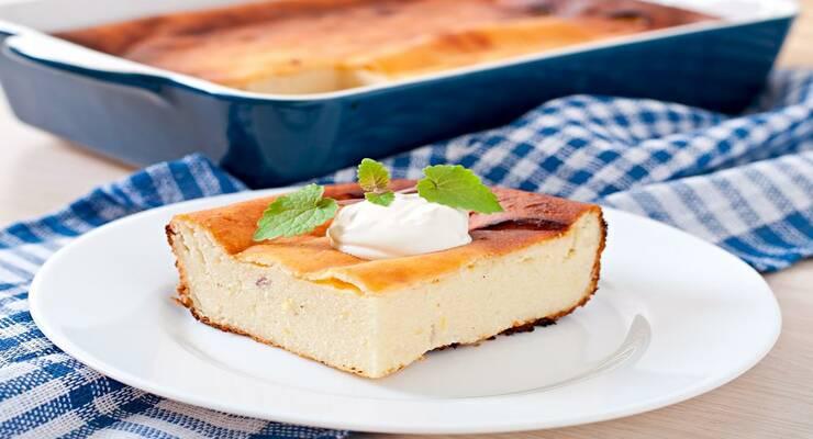 Фото к статье: Десерты с творогом: интересные рецепты от шеф-поваров