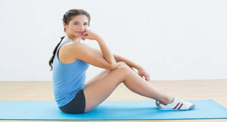 Фото к статье: Йога для легких плеч: упражнения для плечевого пояса (ФОТО)