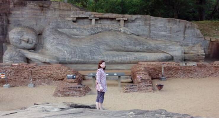 Фото к статье: Йога-тур на Шри-Ланке. День 2-й