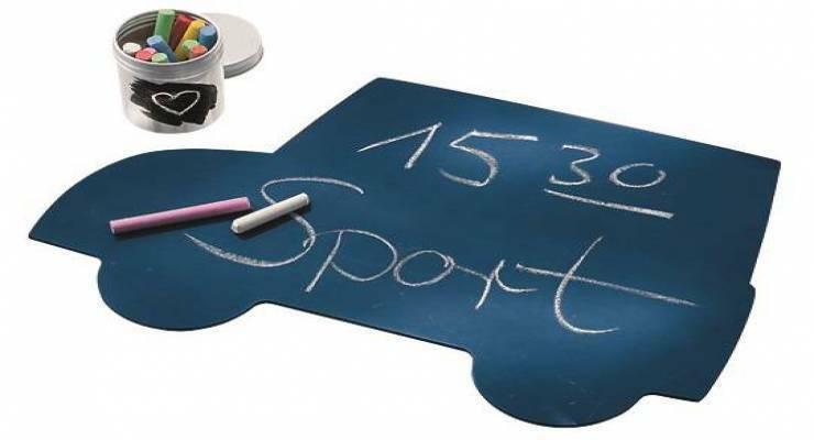 Фото к статье: Делаем доску для рисования в домашних условиях