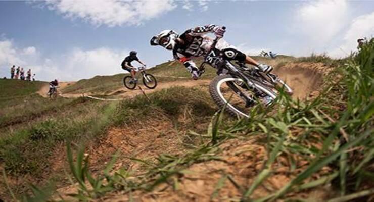Фото к статье: Экстрим-велогонка BOCHANSKYI SUPER CUP 2