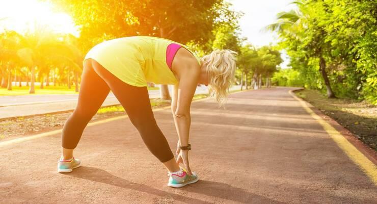 Фото к статье: 6 фитнес-поводов выбраться на природу в эти выходные