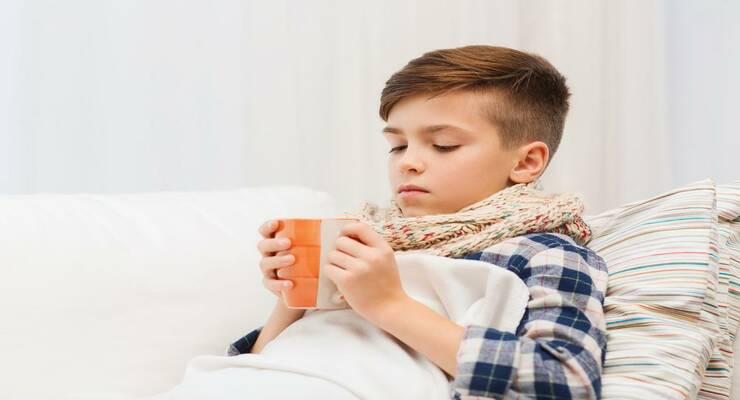 Фото к статье: Как кормить ребенка во время болезни