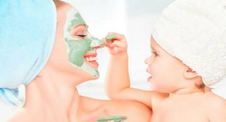 Фото к статье: Какие косметические средства позаимствовать у мужа, мамы и ребенка