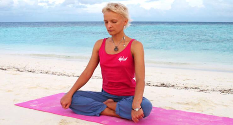 Фото к статье: Что такое йогатерапия и зачем она инструктору