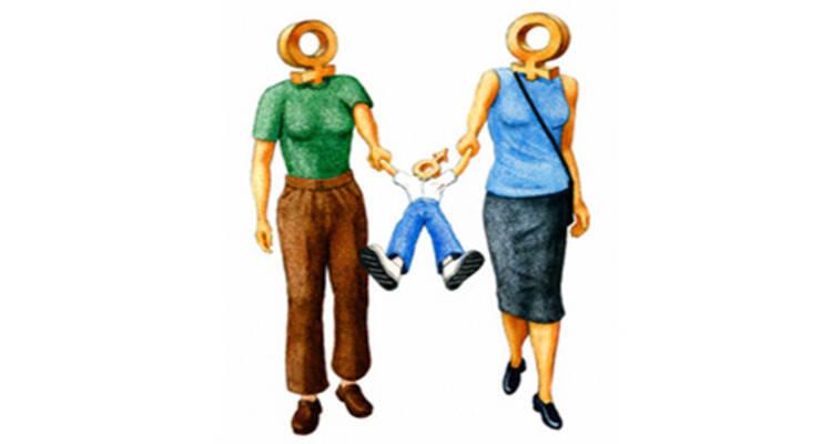 Фото к статье: Однополые семьи: одна мама – хорошо, а две — лучше?