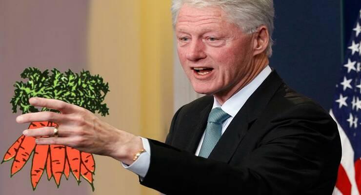 Фото к статье: Голосую за тебя: 5 эффективных диет политиков