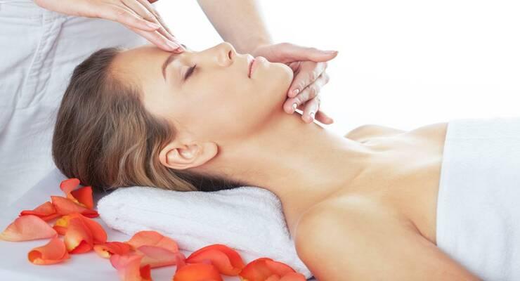 Фото к статье: Процедура месяца: массаж лица