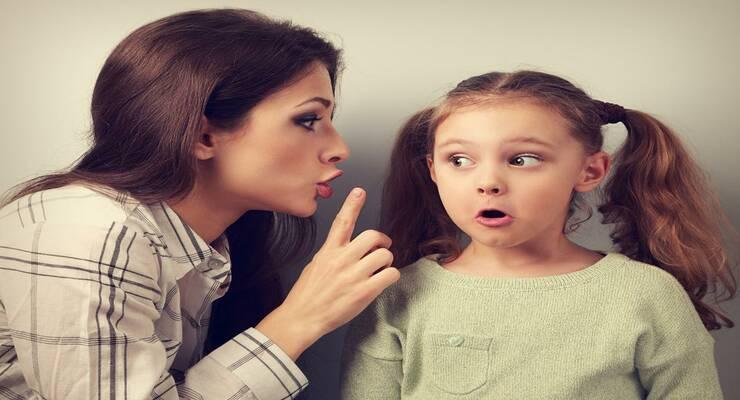 Фото к статье: «Не перебивай меня!»: 4 способа научить ребенка не вмешиваться в разговор взрослых