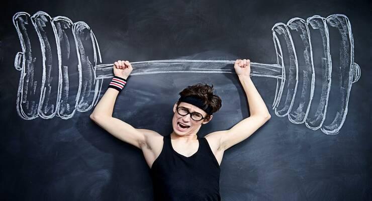 Фото к статье: Как правильно тренироваться тем, кому поднимать тяжести нельзя