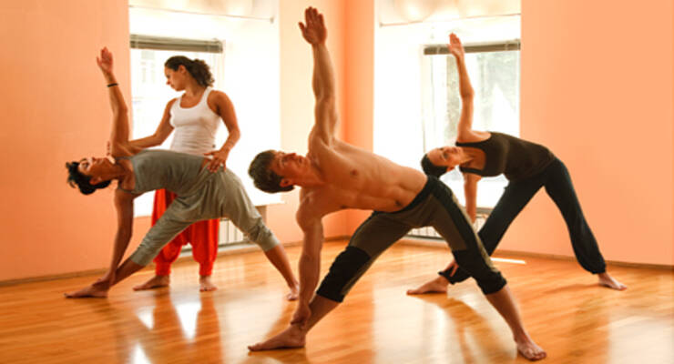 Фото к статье: Пять правил йогатерапии