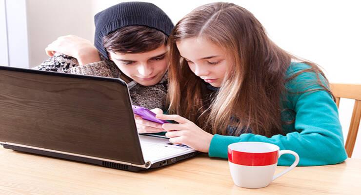 Фото к статье: Подросток и социальные сети: правила безопасности
