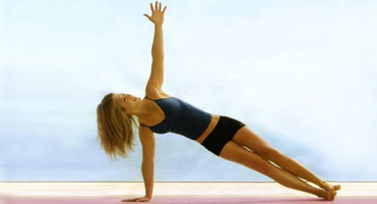 Фото к статье: Звездный фитнес: тренировки Дженнифер Энистон