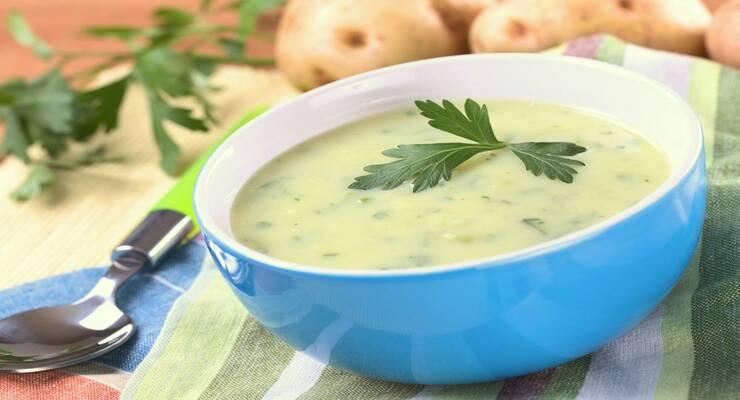 Фото к статье: Посленовогодний детокс: рецепты вкусных супов