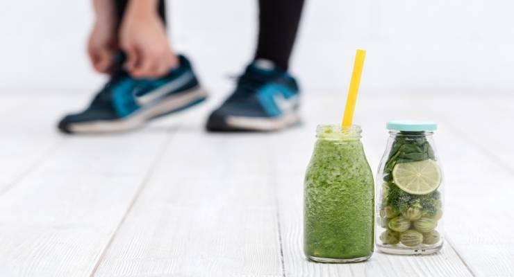Фото к статье: Что можно пить до тренировки и после нее
