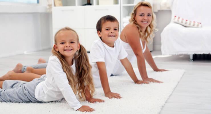 Фото к статье: Можно ли детям заниматься йогой?