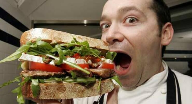 Фото к статье: Ну что, по сэндвичу?