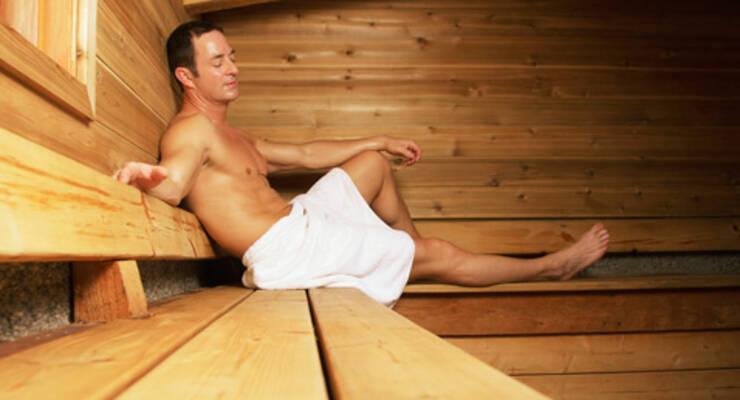 Фото к статье: Леонид Зайцев: как париться в бане