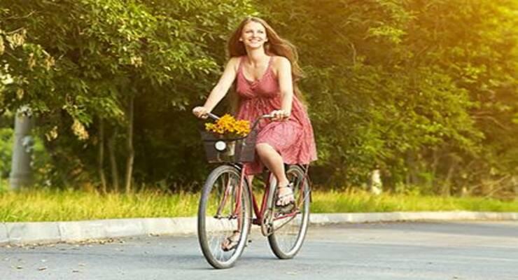 Фото к статье: 5 секретов комфортной велопрогулки