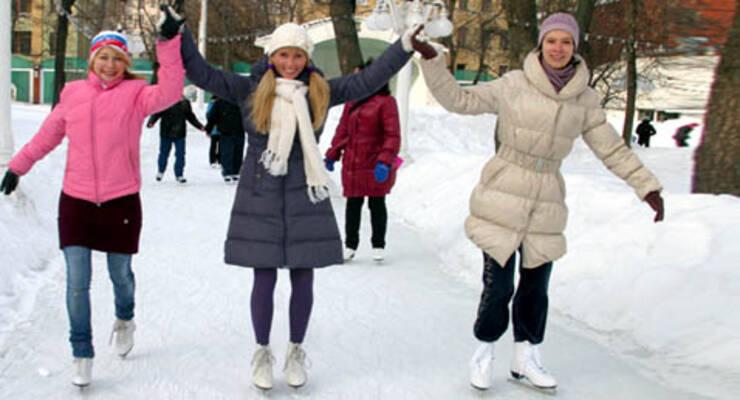 Фото к статье: «ЖИВИ!» на коньках: как это было
