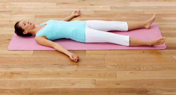 Фото к статье: Рави Кумар Довлуру: йога-нидра против бессонницы и стресса