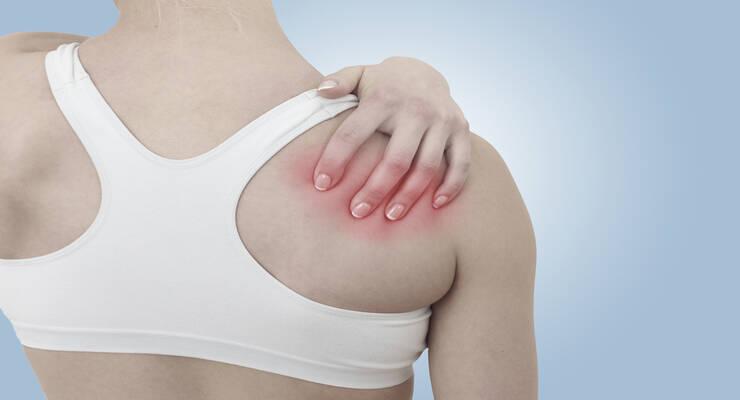 Фото к статье: Как избежать травм плеча
