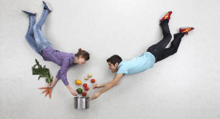 Фото к статье: Как правильно сочетать продукты