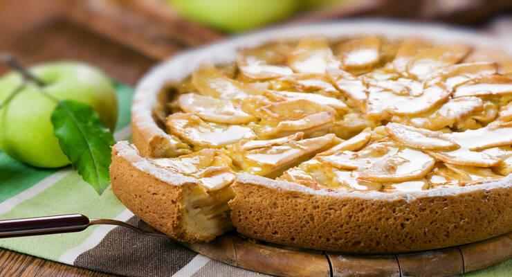 Фото к статье: Рецепты яблочных пирогов со всего света