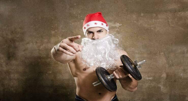Фото к статье: Тренировки помогают снизить вред переедания на праздниках