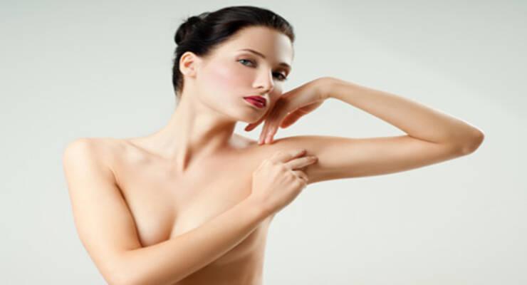 Фото к статье: Женский вопрос: тренинг для улучшения формы груди