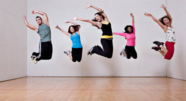 Фото к статье: Алексей Василенко о новых фитнес-программах