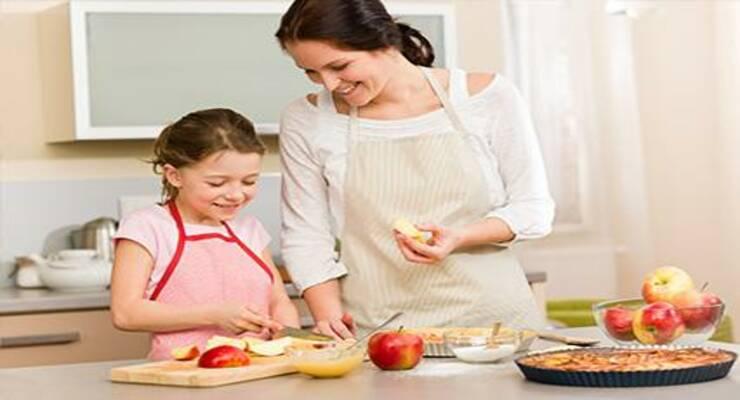 Фото к статье: Готовим вместе с детьми: 6 рецептов блюд для любого возраста