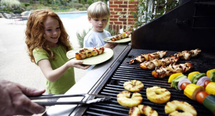 Фото к статье: «Хорошая еда». Рецепты для детей: шашлычок из курицы, рататуй и люля-кебаб