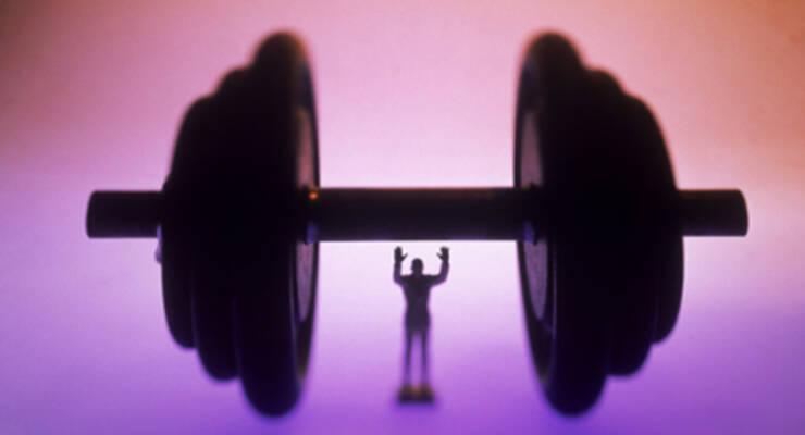 Фото к статье: Гуманный бодибилдинг: новый способ нарастить мышцы