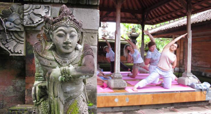 Фото к статье: Йога-тур «Кундалини-йога с Алексеем Меркуловым» в Индонезию, остров Бали