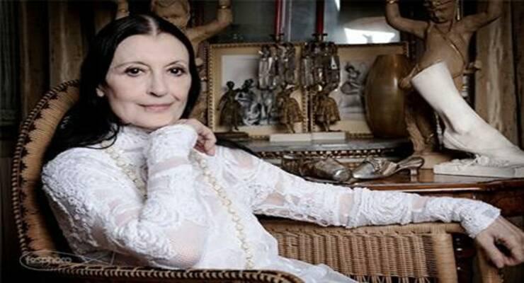 Фото к статье: «Мистерия балета» с Карлой Фраччи 28 сентября в Москве