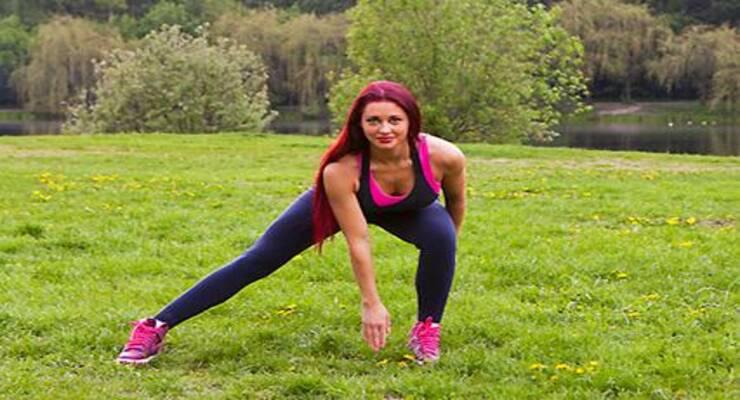 Фото к статье: Boot camp: мощная тренировка для всего тела (ФОТО)