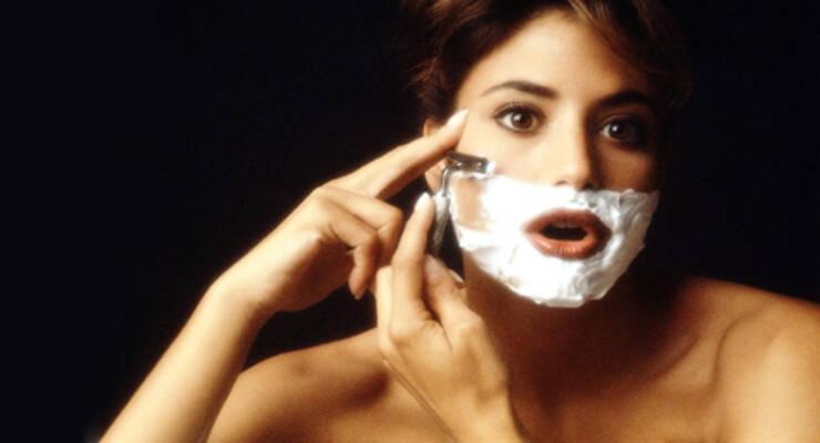 Фото к статье: Как избавиться от усов