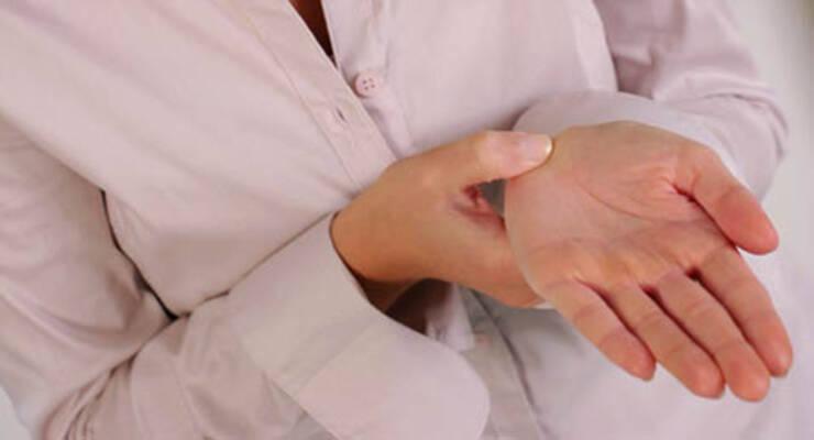 Фото к статье: Точечный массаж против стресса