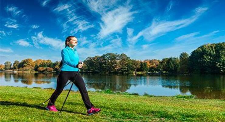 Фото к статье: Ходьба: как заниматься, чтобы похудеть, улучшить осанку, повысить работоспособность