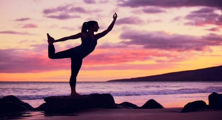 Фото к статье: Как сделать красивые йога-фото