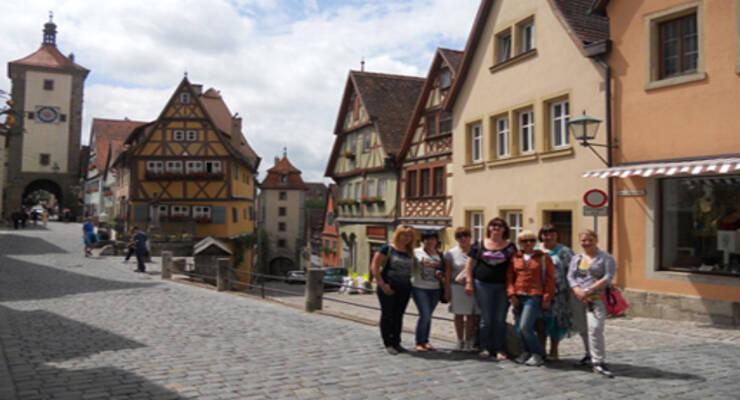 Фото к статье: Йога-тур в Баварию: как мы избавились от болей в спине