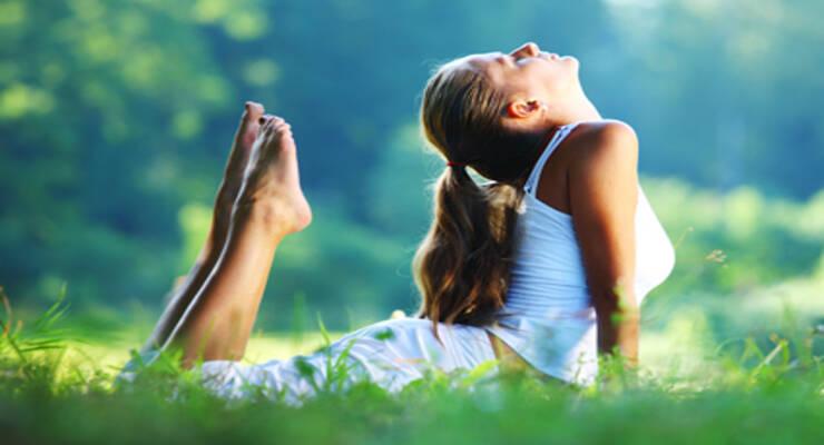 Фото к статье: Йога-тур: пошаговое оздоровление позвоночника в Баварии с Аленой Мордовиной